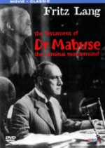 Testament of Dr Mabuse (DVD)