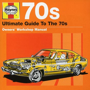 Ultimate Guide To The 70's (2cd)(CD)