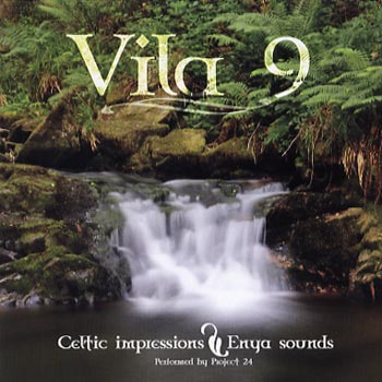 Vila 9 / Celtic Impressions & Enya Sounds (2cd)(CD)