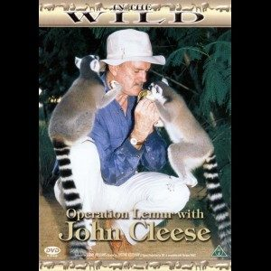 In the Wild- Operation Lemur with John Cleese (DVD)