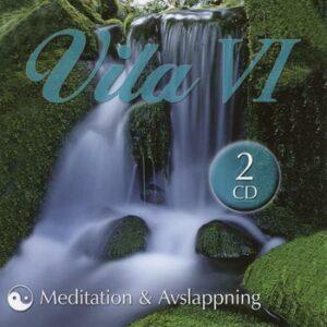 Vila 6 / Meditation och avslappning (2cd)(CD)