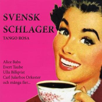 Svensk Schlager - Tango Bora (CD)