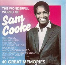 Cooke Sam - The Wonderful world of (CD)