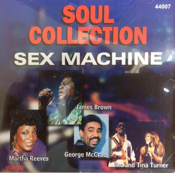 Soul Collection Sex Machine (CD)
