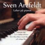 Arefeldt Sven - Leker på pianot (CD)