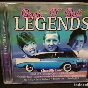 Rock n roll legends (CD)