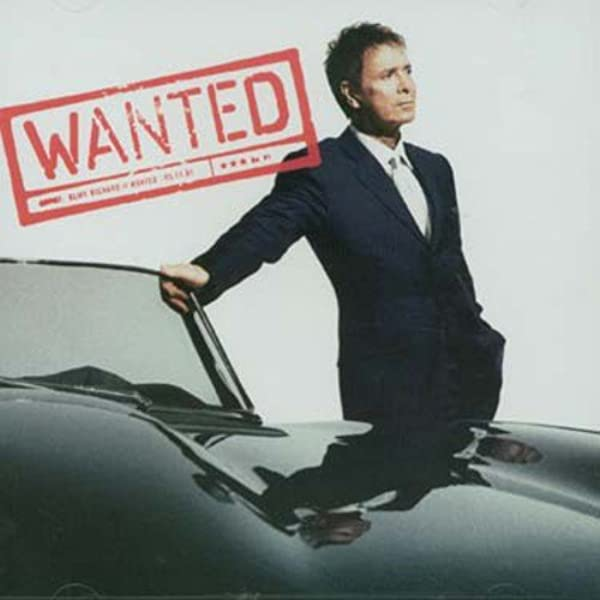 Richard Cliff - Wanted (CD)
