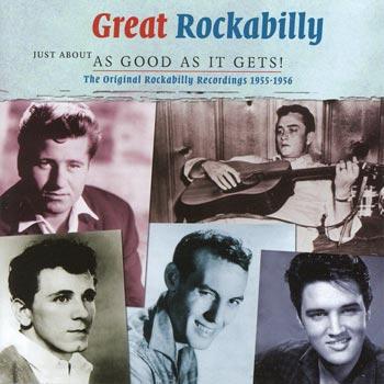 Great Rockabilly vol 1 (2CD) (CD)