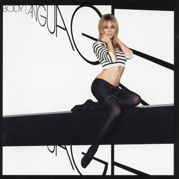 Minogue Kylie -Body language (CD)