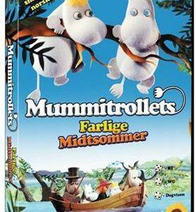 Mumintrollets farliga Midsommar (DVD)