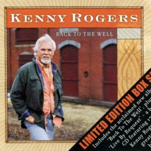 Rogers Kenny – Back to the well (2cd)(CD)