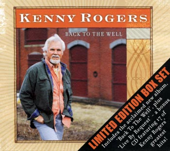 Rogers Kenny - Back to the well (2cd)(CD)
