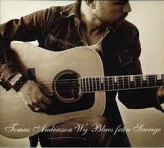 Andersson Tomas – Wij blues från Sverige (CD)