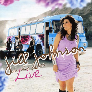 Johnson Jill -Baby blue paper/Live (CD)