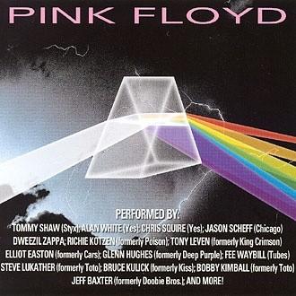 Pink Floyd -Performed by (CD)