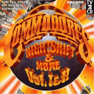 Commodores hits vol.1+2 (2cd)(CD)