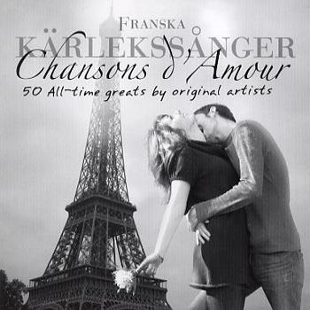 Franska Kärlekssånger / 50 All-Time Greats(2cd(CD)