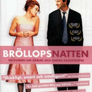Bröllopsnatten (DVD)