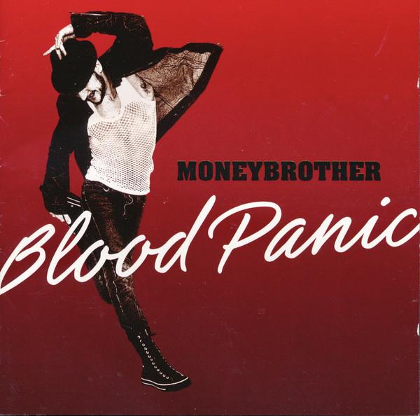 Moneybrother - Blood Panic (CD)