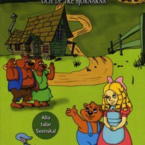 Guldlock och de tre björnarna DVD)