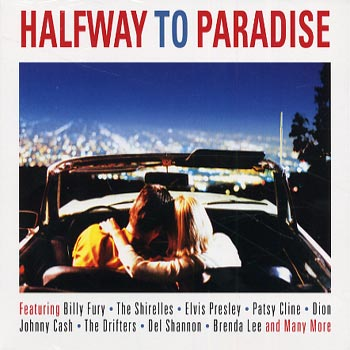 Halfway to Paradise (2cd)(CD)