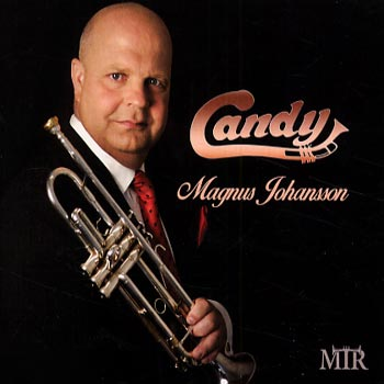 Johansson Magnus - Candy (CD)