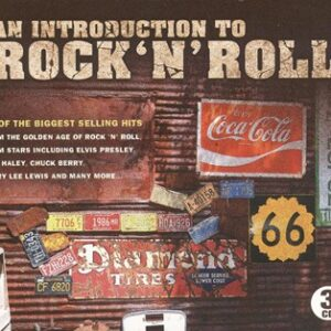 An Introduction to rock n roll(3cd)(CD)