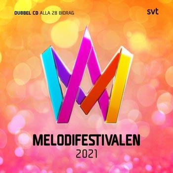 Melodifestivalen 2021 (2cd)(CD)