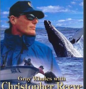 In the Wild – Gray Whales with Christopher Reeve (DVD)