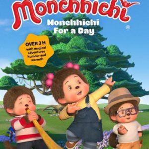 Monchhichi / Säsong 1 (2dvd)(DVD)