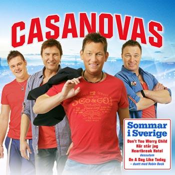 Casanovas -Sommar i Sverige (CD)
