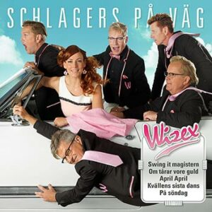 Wizex –Schlagers på väg (CD)