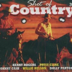 Shot of Country (2cd)(CD)