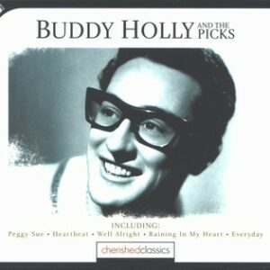 Holly Buddy – And the pics (3cd)(CD)
