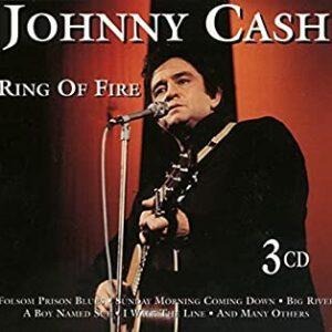 Cash Johnny – Ring of fire (3cd)(CD)