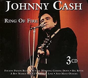 Cash Johnny - Ring of fire (3cd)(CD)