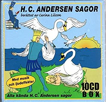 H.C. Andersen Sagor (10cd)(CD)