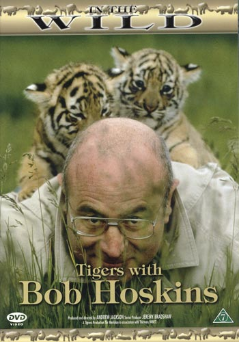 In The Wild / Tigers with Bob Hoskins (DVD)