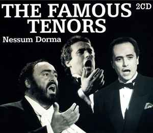 The Famous Tenors (2cd)(CD)