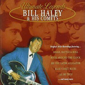 Haley Bill & His Comets -Ultimate legends (CD(