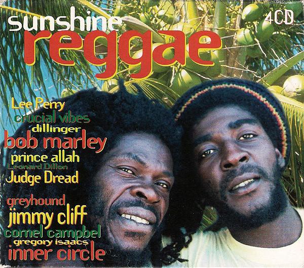 Sunshine Reggae (4cd)(CD)