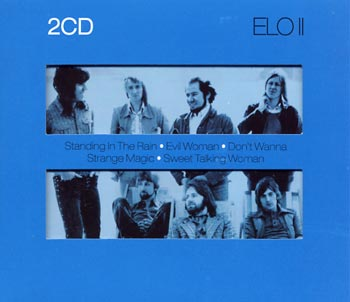 ELO II -	Standing in the rain/Live (2CD)(CD)