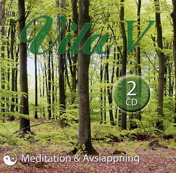 Vila 5 / Meditation & Avslappning (2cd)(CD)
