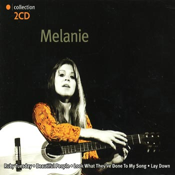 Melanie - Collection (2cd)(CD)