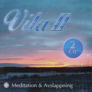 Vila 2 / Meditation och avslappning (2cd)(CD)