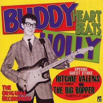 Holly Buddy -Heartbeats/The original (2cd)(CD)
