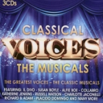 Classical Voices / Musicals (3cd)(CD)