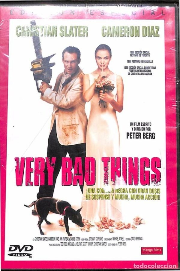 Very bad Things (DVD)