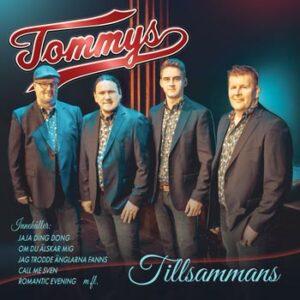 Tommys – Tillsammans (CD)