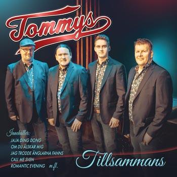 Tommys - Tillsammans (CD)
